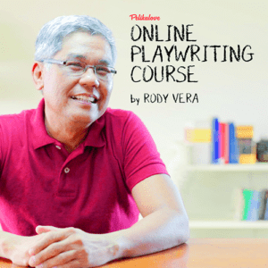 thumbnail - rody vera online playwriting course