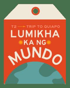 Lumikha Ka Ng Mundo ticket poster